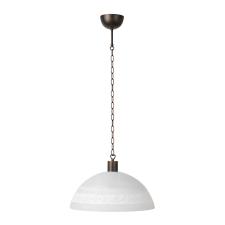 Lucide 79309/32/67 QUINTO Pendant circline 32W Scavo Glass világítás