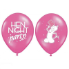 Lufi Leánybúcsúra Hen Night Party (Fekete)