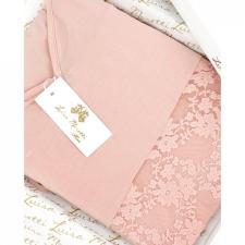 Luisa Moretti SOFIA női pizsama bambuszból XL Lazac szín / Salmon hálóing, pizsama