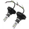 LUMILED H3 LED izzó pár - 6000lm - 12/24V - LED