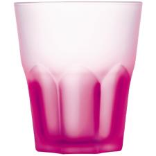 LUMINARC 10787 Techno pohár pink üdítős pohár