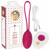 Lust - akkus, rádiós vibrációs tojás (szeder)