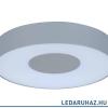 Lutec LED Ublo kültéri falra, mennyezetre szerelhető lámpa, 11W, 570 lm, 3000K melegfehér, IP54 - 6348101112 - 3481L-3K si