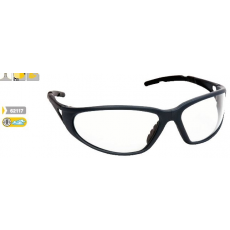 Lux Optical® FREELUX szürke keret/víztiszta szemüveg