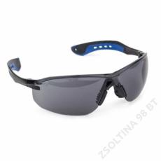 Lux Optical® SLIMLUX füstszürke karcmentes védőszemüveg