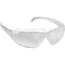 Lux Optical® Tighlux védõszemüveg, víztiszta, páramentes lencse