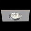 Luxera 71048 - Beépíthető lámpa 1xGU10/50W