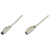 M-CAB 2M PS/2 EXTENSION CABLE M/F