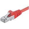 M-CAB CAT5E-SF/UTP-PVC-2.00M-RED