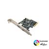 M-CAB M-Cab 2x USB 3.1 bővítő kártya PCIe /7070030/
