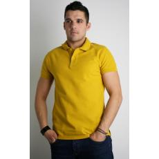 M méret Bluefields férfi pique póló