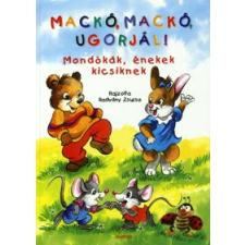 Mackó, mackó, ugorjál! gyermek- és ifjúsági könyv