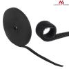MACLEAN Maclean MCTV-542 Cable organizer strap 20mmx15.3m black