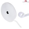 MACLEAN Maclean MCTV-543 Cable organizer strap 20mmx15.3m white