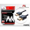 MACLEAN Maclean MCTV-703 3m HDMI-HDMI SLIM v1.4 High Quality Cable 3d GOLD