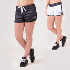 MADISON REVERSIBLE SHORT - BLACK/WHITE (BLACK/WHITE) [L]