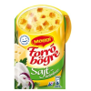 "Maggi Instant leves, MAGGI ""Forró Bögre"", sajtkrém."