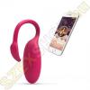 Magic Motion Flamingó szilikon speciális vibrátor - rózsaszín