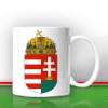 Magyar címeres bögre