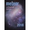 Magyar Csillagászati Egyesület Meteor Csillagászati Évkönyv 2018