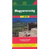 Magyarország autótérkép - f&b AK 1001
