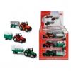 Majorette járművek Dickie farm traktorok