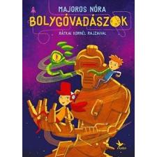 Majoros Nóra Bolygóvadászok gyermek- és ifjúsági könyv