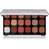 Makeup Revolution Forever Flawless szemhéjfesték paletta árnyalat Decadent 18 x 1,1 g