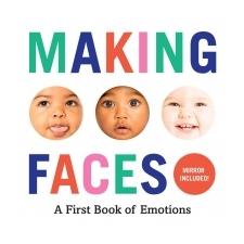 Making Faces – Abrams Appleseed idegen nyelvű könyv