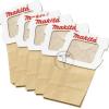 Makita 194746-9  Makita papír porzsák 5db
