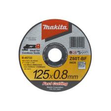 Makita - Vágókorong rozsdamentes acélhoz 125x0,8x22mm B-45733 csiszolókorong és vágókorong