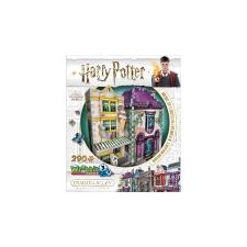 Malkin 3D puzzle Harry Potter Madam Malkin puzzle, kirakós