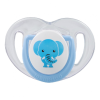 Mamajoo Mamajoo Ortodontikus cumi tárolódobozzal 12h+ - Kék elefánt