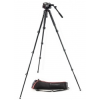 Manfrotto 504 Aluminum Single Leg Video system