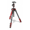 Manfrotto Befree Ball Head Kit, piros