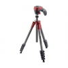 Manfrotto Compact Action piros