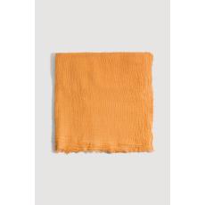 Mango - Sál Linen - narancssárga - 1322901-narancssárga