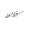 MANHATTAN 319812 Cat5e Patch kábel U/UTP, RJ45-Male/RJ45-Male, 5m, Szürke