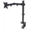 MANHATTAN asztali monitor tartó fekete (461542)