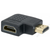 MANHATTAN HDMI - HDMI adapter, F/M, bal 90°, MANHATTAN (KMA353489)