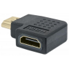 MANHATTAN HDMI - HDMI adapter, F/M, jobb 90°, MANHATTAN