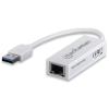 MANHATTAN USB 3.0 - Gigabit Ethernet kábel
