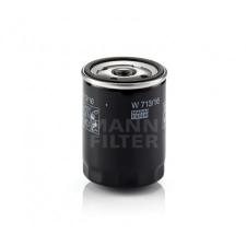 MANN FILTER W713/16 olajszűrő olajszűrő