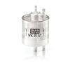 MANN FILTER WK711/1 Benzinszűrő, üzemanyagszűrő MERCEDES VANEO, A