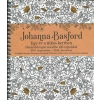 Manó Könyvek Johanna Basford - Egy év a titkos kertben Határidőnapló mesébe illő rajzokkal 2017. szeptember - 2018. december