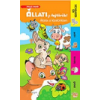 Manó Könyvek Kiadó Állati jó fejtörők! - A vadon állatai