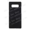 Mûanyag védõ tok / hátlap - FEKETE - Hybrid Protector - SAMSUNG SM-N950F Galaxy Note8