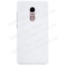 mûanyag védõ tok / hátlap - képernyõvédõ fólia - FEHÉR - Xiaomi Redmi Note 4 - GYÁRI tok és táska