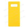 Mûanyag védõ tok / hátlap - SÁRGA - Hybrid Protector - SAMSUNG SM-N950F Galaxy Note8