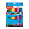 MAPED Color Peps 18 színű ceruzakészlet